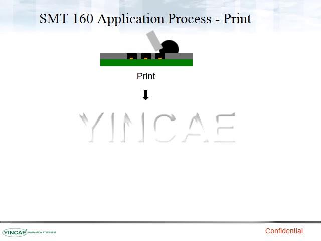 SMT 160 Application Process Print