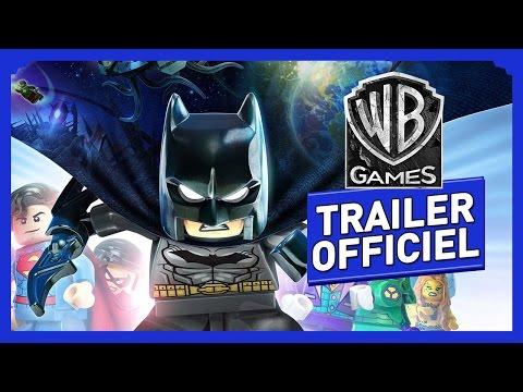 Vidéo LEGO Jeux vidéo 3DSBAT3ADG : Lego Batman 3: Au delà de Gotham 3DS
