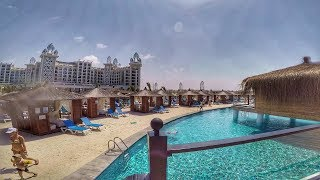 Турция отдых 2018, Аквапарк, Отель Granada Luxury Belek 5* Часть 4