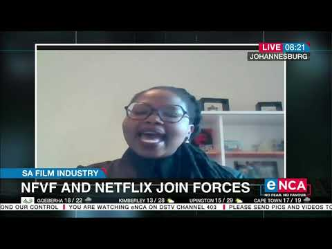 Discussion NFVF and Netflix join forces