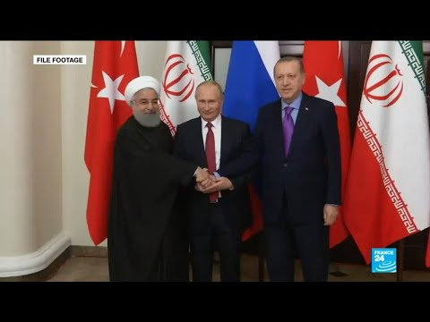 War in Syria: Turkey hosts critical summit with Iran and Russia