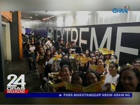 [GMA]  Fan meeting ng Korean heartthrob na si Lee Jong Suk, dinagsa ng fans