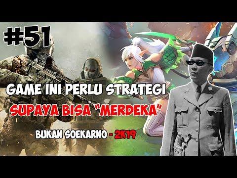 GAME INI PERLU STRATEGI SUPAYA BISA MERDEKA!! | CHESS RUSH & CODM