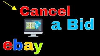 How do I Cancel A bid On eBay   eBay Buyer   Get Fixed