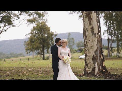 Amy + Joel | Pokolbin, NSW, Australia | Twine Restaurant