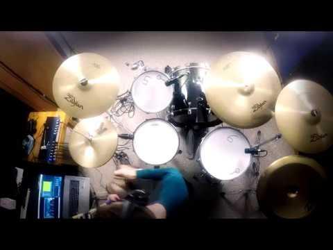 Radiohead Stop Whispering (Drum Cover)