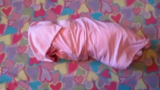 Распаковка реборна из молда Саския.*Reborn Baby Box Opening*