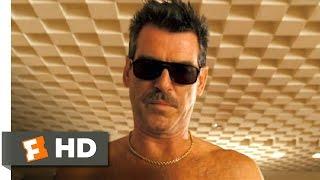 The Matador (4/12) Movie CLIP - Garbageman (2005) HD