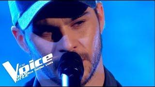 Louane – Si t'étais là   Antony Trice   The Voice France 2020   KO