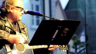 Heinz Rudolf Kunze und Purple Schulz - Wenn du nicht wiederkommst - live Altstadtfest Lippstadt 2010