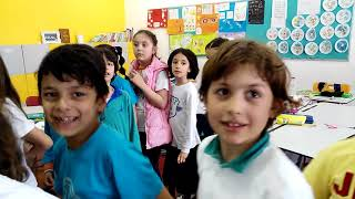 2nd Grades Play A Game And Celebrate Ramadan