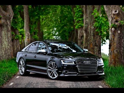 Audi  S8 Седан класса F - рекламное видео 1