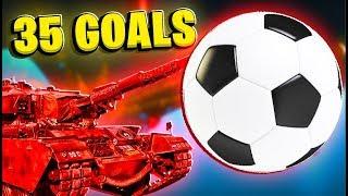 35 Goals In One Match -  Shellshock Live Showdown