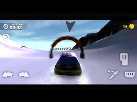 Video of Rally Driver Alaska