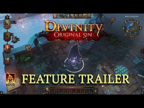 Divinity: Original Sin - Gameplay Trailer - Features thumbnail