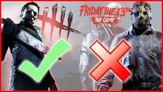 BETTER THAN FRIDAY THE 13TH?? - Dead by Daylight Gameplay