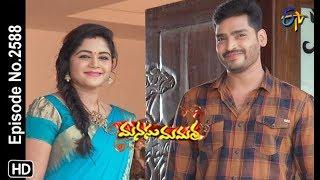 Manasu Mamata | 7th May 2019 | Full Episode No 2588 | ETV Telugu