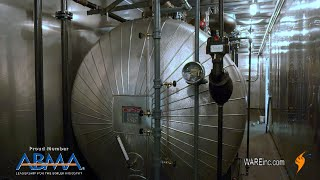 Inside look at a Mobile Deaerator System