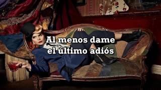 Let me down easy, Paloma Faith | Español