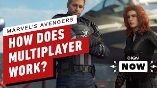 Marvel's Avengers: How Multiplayer Works - IGN Now