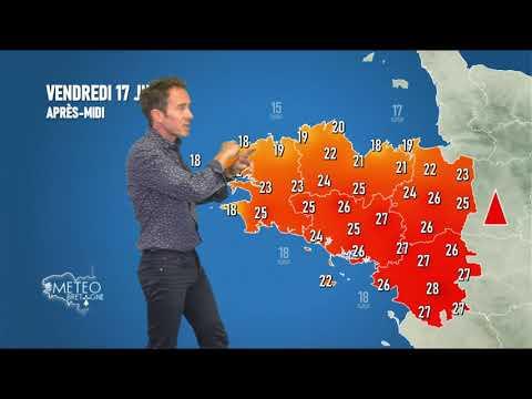 Illustration de l'actualité La météo de votre vendredi 17 juillet 2020
