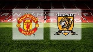 Manchester United Vs Hull City League Cup Semi Final 10/1/17