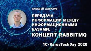 Передача информации между информационными базами. Концепт RabbitMQ — 1C‑RarusTechDay2020