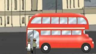 """C Kéma?   """"Le Bus Londonien"""""""