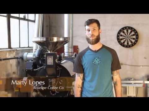 Coffee Roasting #1 - Online Barista Training