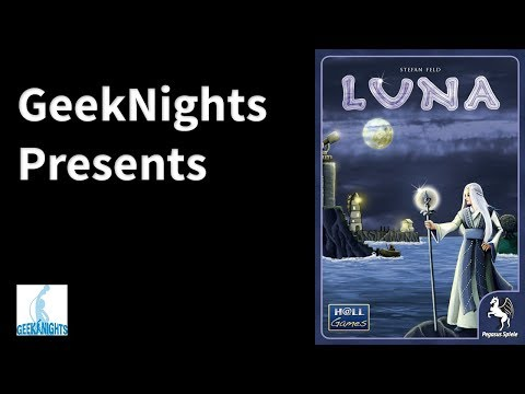 Review: Luna - GN Presents