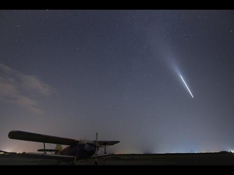 Perseid Meteor Shower August 2015