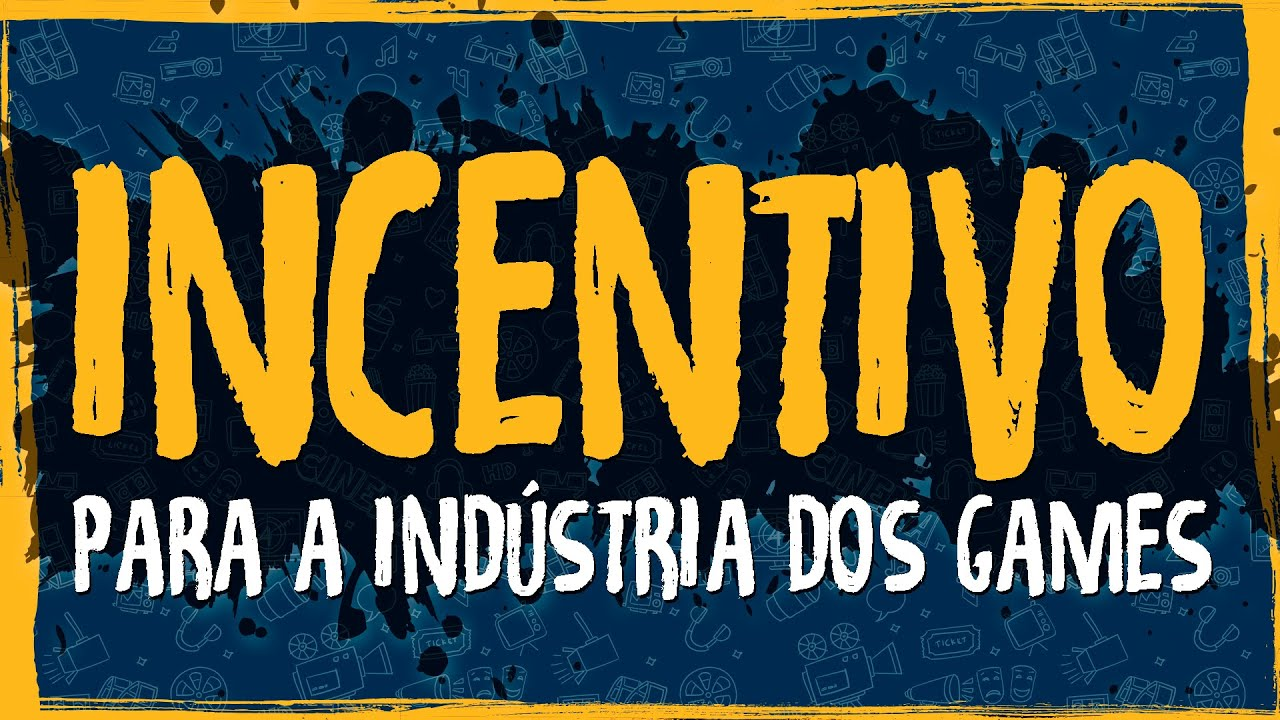 Incentivo para a Indústria dos Games