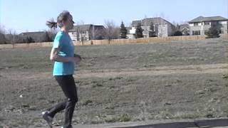 Runner Heals High Hamstring Pain by with Improved Running Form and Technique