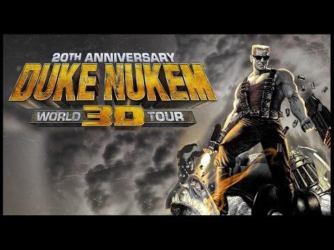 Gameplay de Duke Nukem 3D 20th Anniversary World Tour