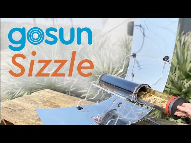 Компания GoSun представила свою самую мощную солнечную печь