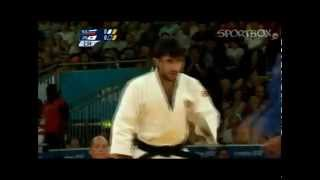 Дзюдо 73 кг Мансур Исаев Финал   Лондон 2012