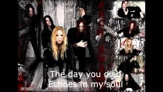 Arch Enemy- The day you died LYRICS [HD]