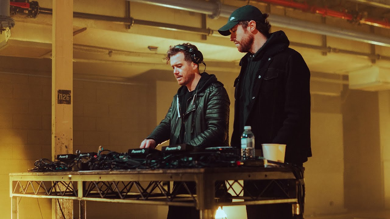 Gorgon City - Live @ Defected Virtual Festival: We Dance As One 3.0 NYE 2021