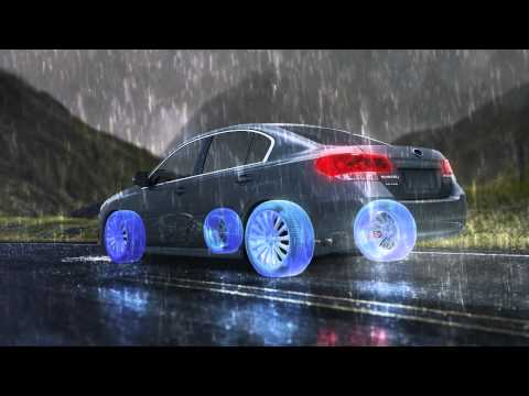 Subaru AWD- gripping video!