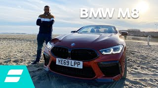 BMW M8 Competition review: A 625hp tyre-shreding MONSTER