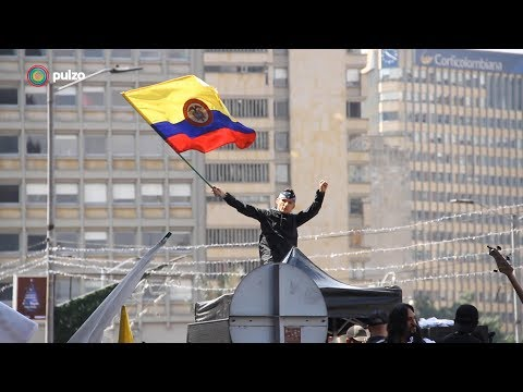 Los momentos más emotivos del concierto 'Un canto por Colombia'