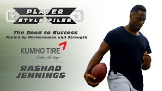 Player Style Files: Rashad Jennings