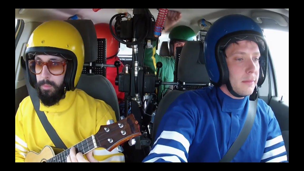 Watch OK Go's New Stunt-Driving Music Video