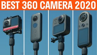 Best 360 Camera 2020: ONE R, ONE X, GoPro MAX, Qoocam 8K Compared