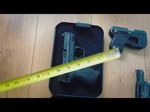 ★★★★★ CO-Z Portable Hand Gun Safe, Lockbox Jewelry Box, Pistol Safe, with Code Lock – Amazon