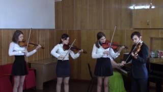 Ансамбль  скрипачей г.Новозыбков Арабский танец