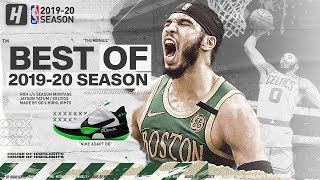 Jayson Tatum BEST Celtics Highlights from 2019-20 NBA Season!