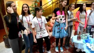 Участники «Битвы талантов» — Навернопотомучто (Время и Стекло cover) (07.11.2016)