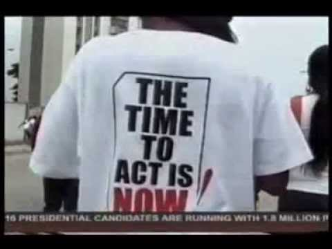 RAPE VICTIM IN NIGERIA