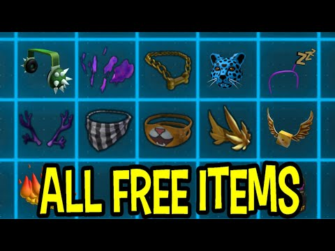ALL JUNE WORKING ROBLOX CODES FOR FREE ITEMS! NOT EXPIRED 2021